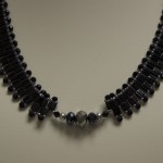 #t222-3 - Oval Tila Necklace